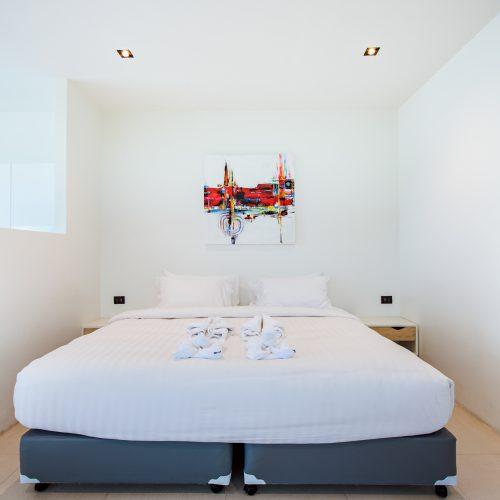 1 Bedroom with Jacuzzi