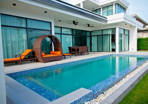 3 Bedroom Pool Villas