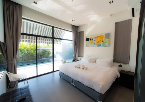 3 Bedroom Pool Villas with Jacuzzi