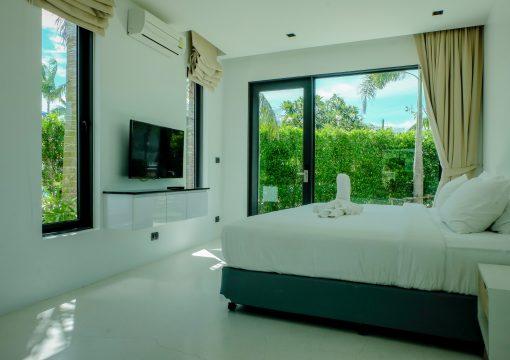 3 Bedroom Villas