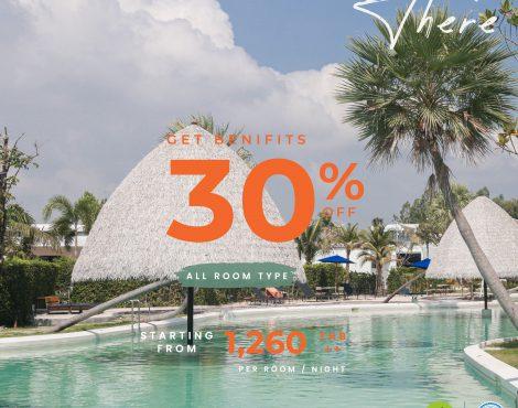 Special Discount 30%